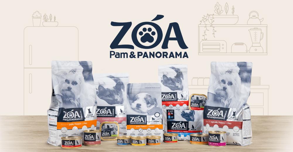 Zoa Premium Marchi Pam Panorama